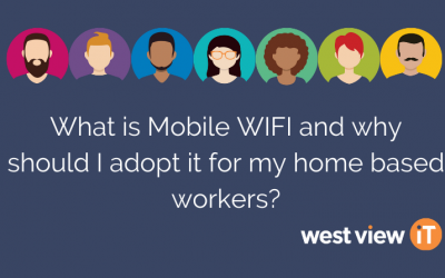 What is Mobile WIFI and why should I adopt it for my home based workers?
