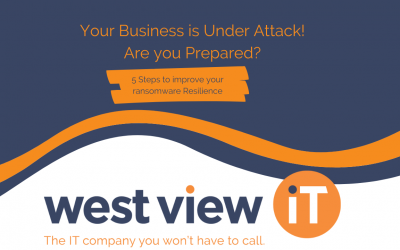 Your Business is Under Attack! Are you Prepared?